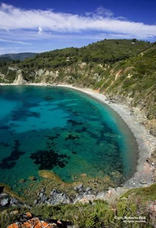 Spiaggia Naturista di Acquarilli (Isola d'Elba)