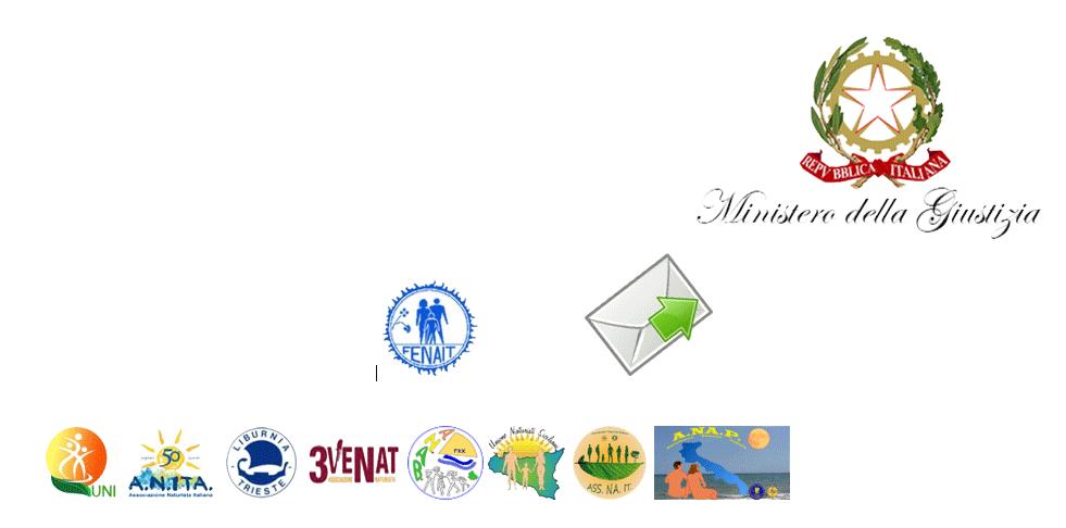 Le associazioni naturiste italiane scrivono al Ministro della Giustizia