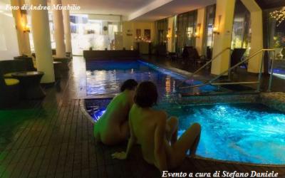Serata naturista al Centro Benessere VENUS 18 febbraio 2018