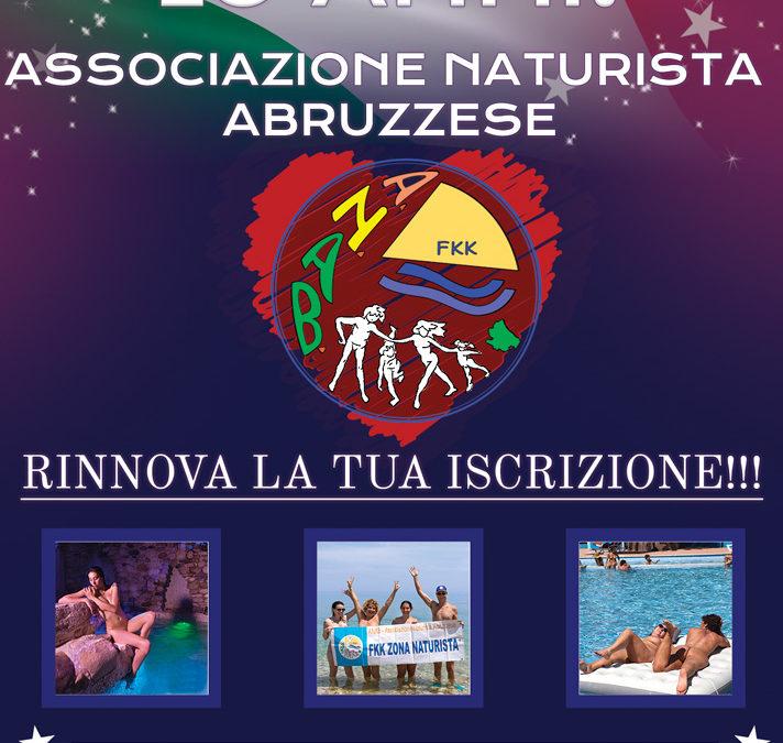 campagna rinnovo 2019 anab