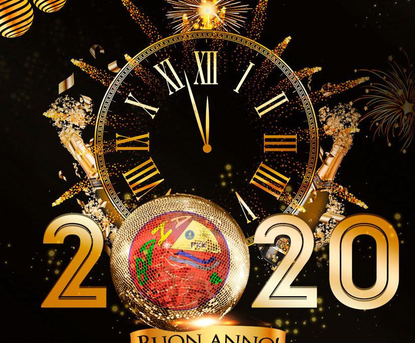 BUON 2020!!!