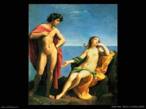 Bacco e Arianna Guidi Reni, 1619–21