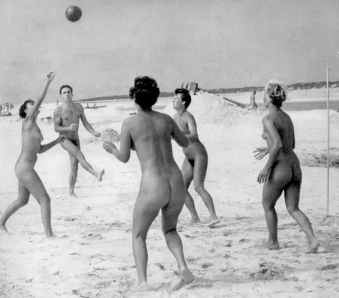 naturismo secondo dopoguerra