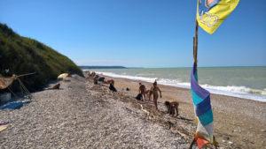 Giornata di pulizia a Lido Punta Le Morge  - AbruzzoNaturista