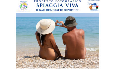 """""""Spiaggia Viva"""" – Presentazione dell'opera"""