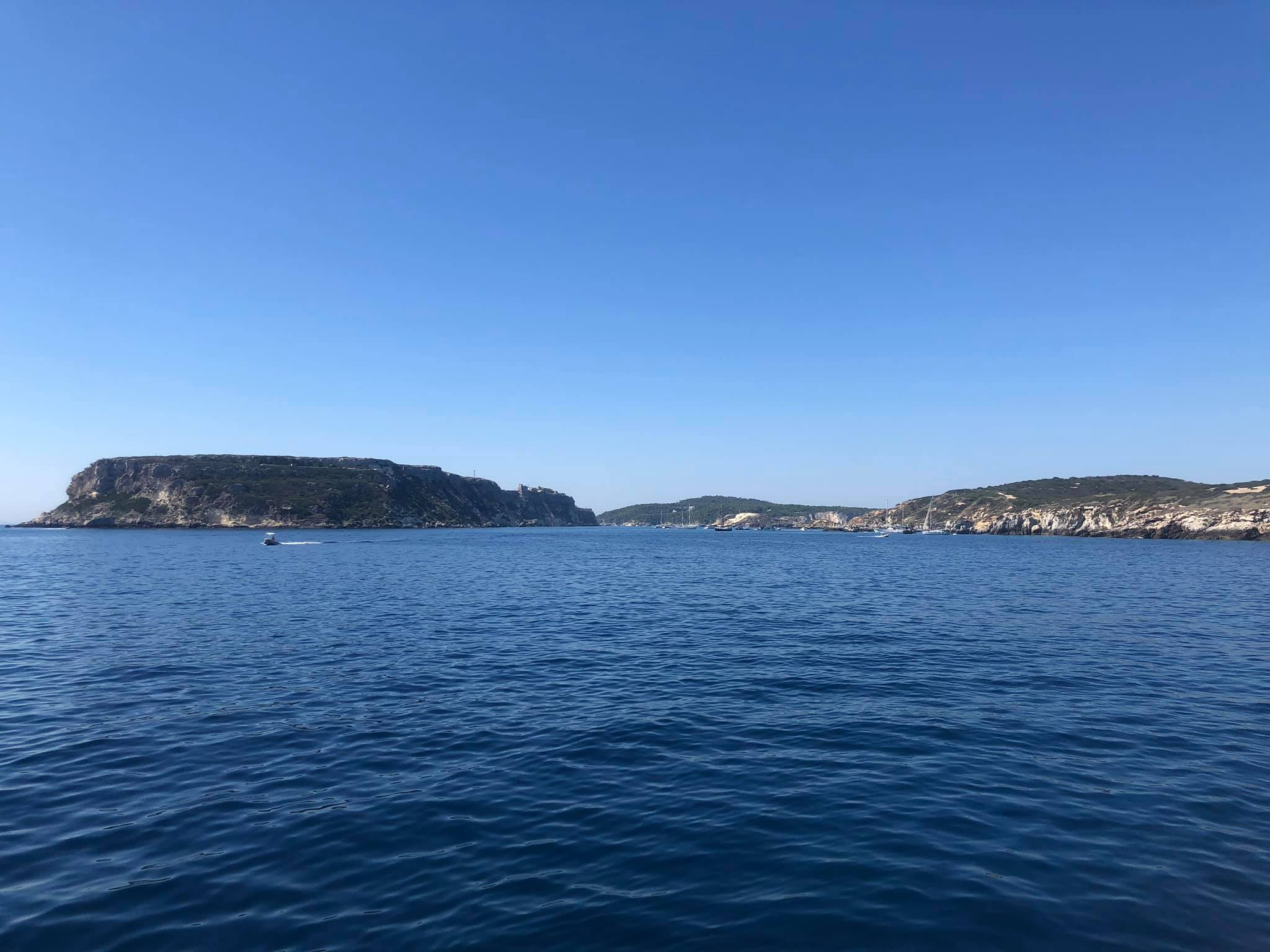 Prima crociera naturista ANAB - Diario di bordo  - AbruzzoNaturista