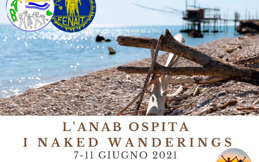 Naked Wanderings – Tappa in Abruzzo – 7 | 11 giugno 2021