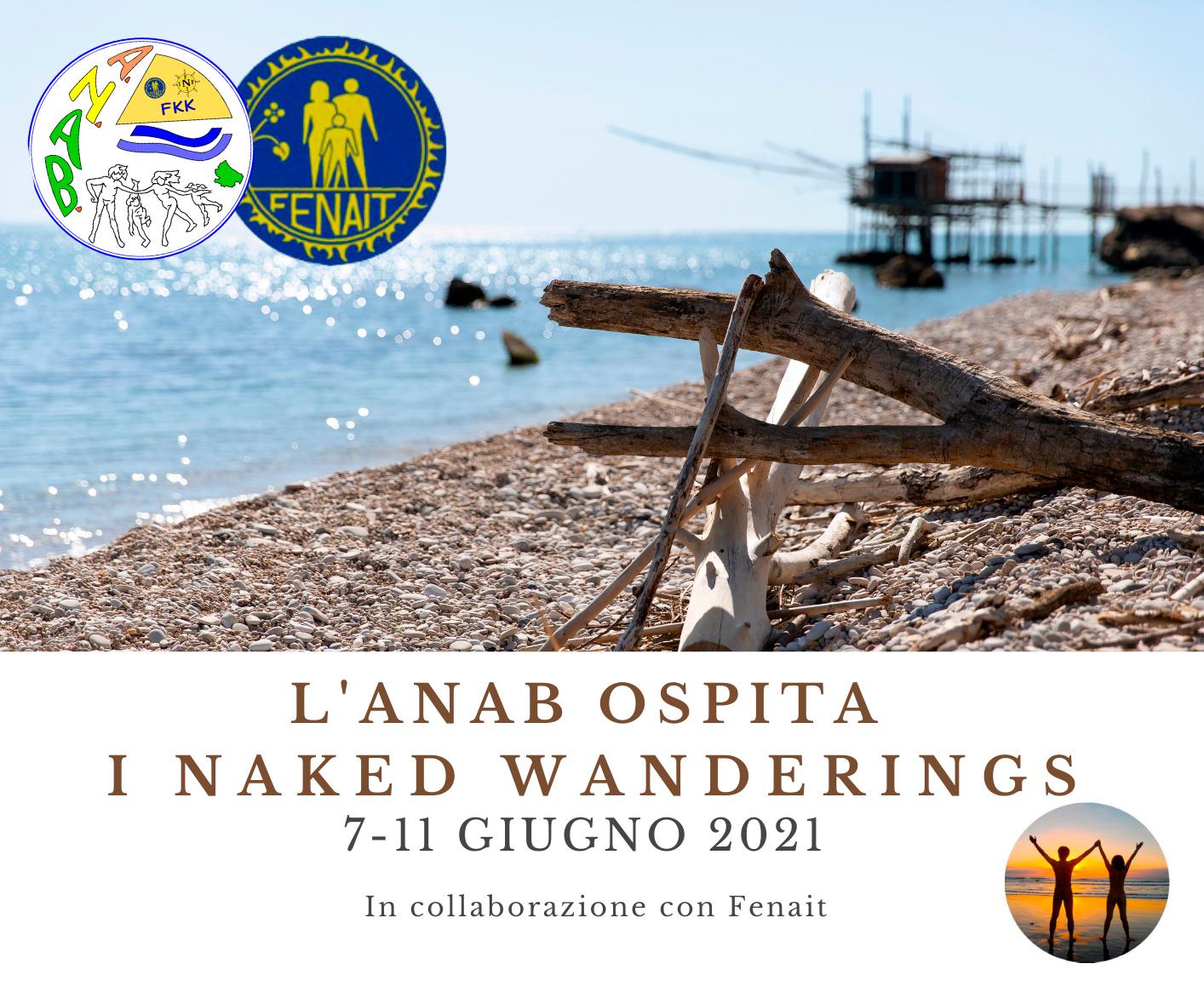 Naked Wanderings - Tappa in Abruzzo - 7 | 11 giugno 2021 - AbruzzoNaturista