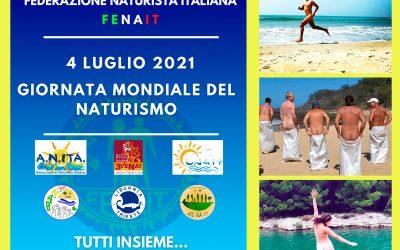 Giornata mondiale del naturismo – 4 luglio 2021