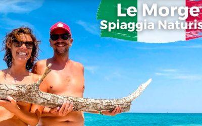 Naked Wanderings- Tour Italia 2021- Lido Punta Le Morge – Abruzzo
