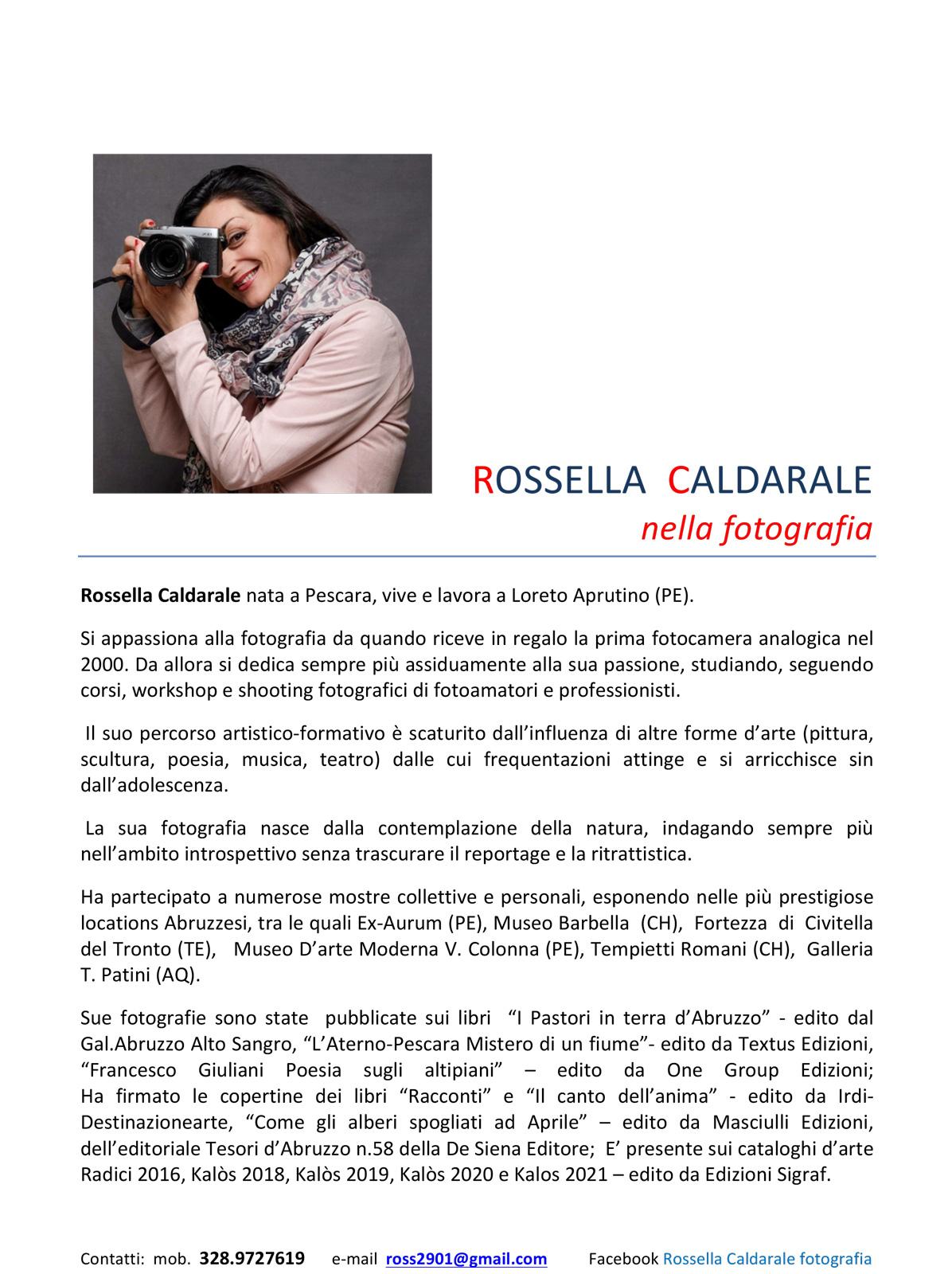 Personale fotografica | FRAMMENTI | 5 settembre 2021 - AbruzzoNaturista